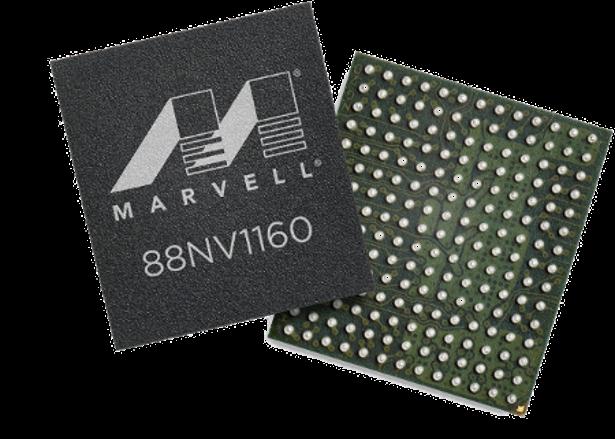 Marvel 88NV1160 main tpu