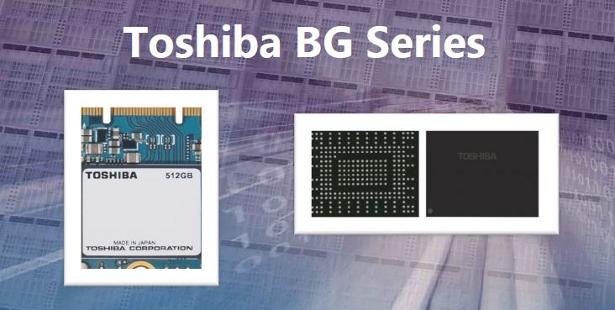 Toshiba BG series banner