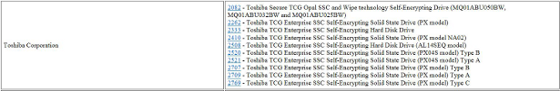 toshiba-fips-certifications