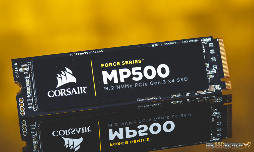 Corsair MP500 480GB SSD Main