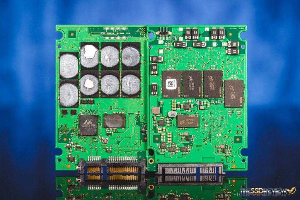 Micron 5100 Series PCB