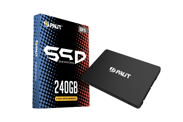 Palit GF-S SSD 240GB with retail pkg