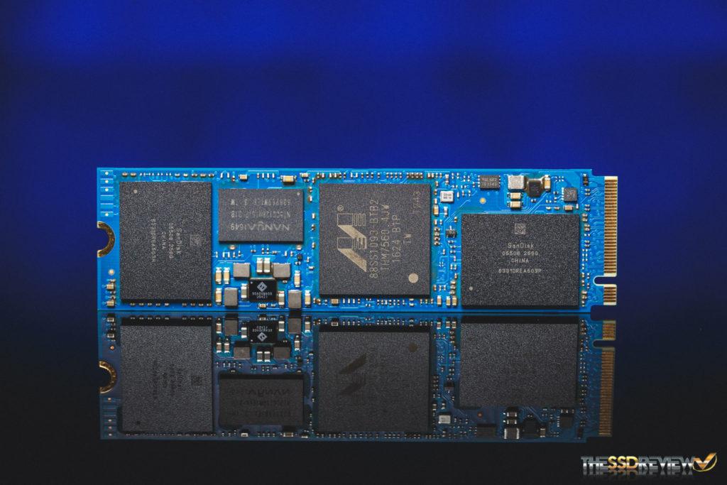 WD Black PCIe PCB