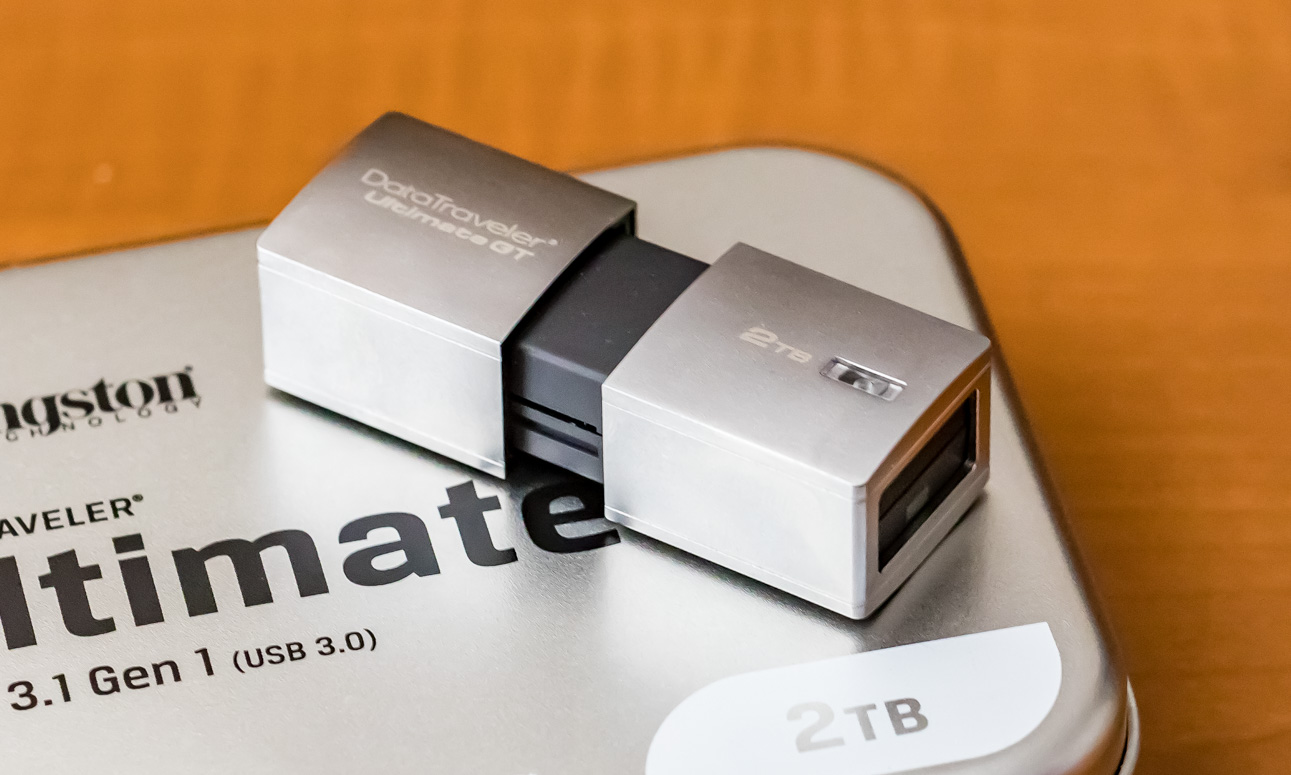 kingston ultimate gt 2tb flash drive review all that. Black Bedroom Furniture Sets. Home Design Ideas