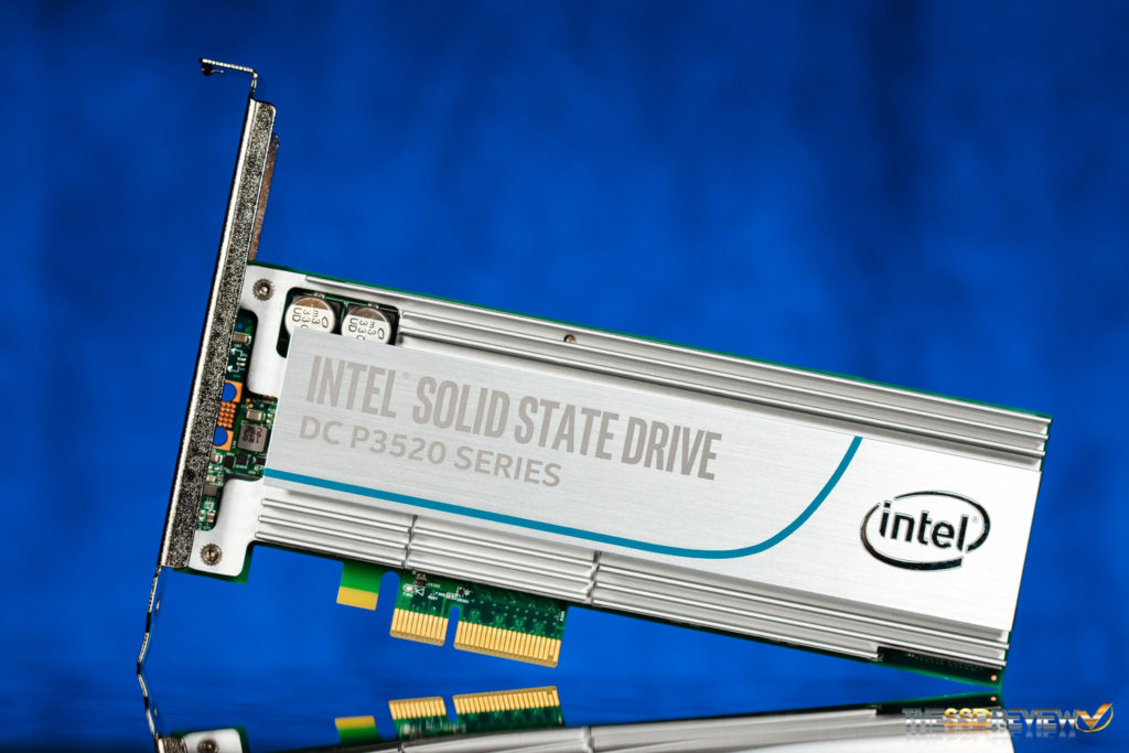 Intel DC P3520 1.2TB