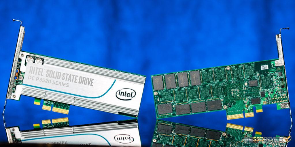 Intel DC P3520 1.2TB Exterior