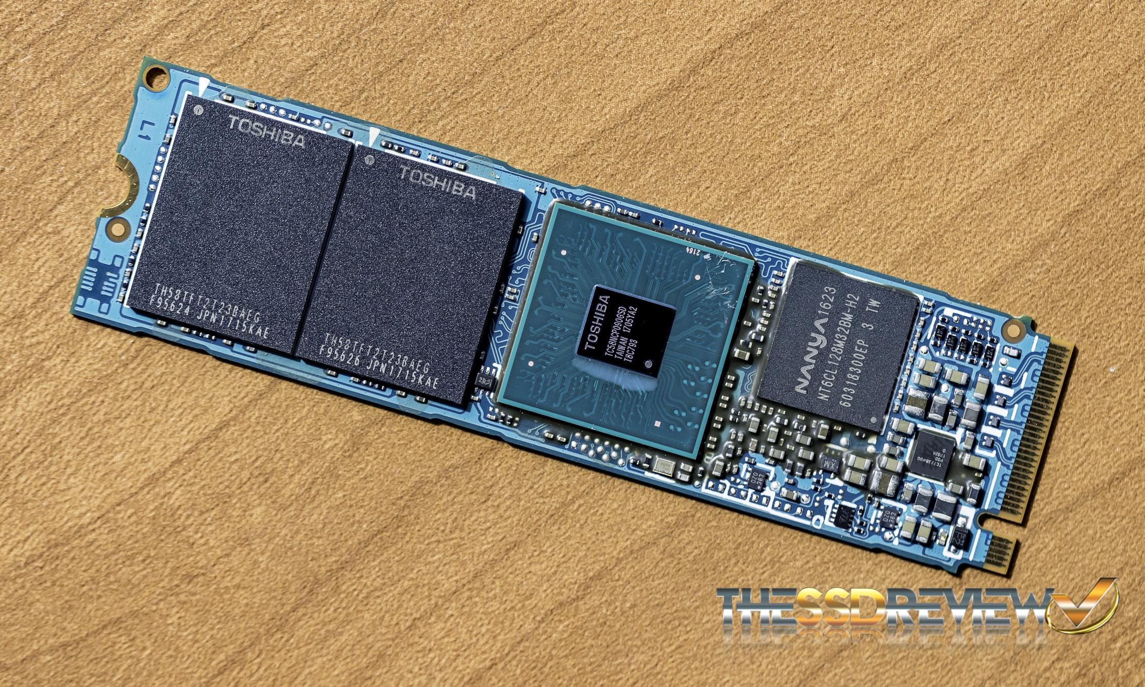 Toshiba XG5 1TB SSD