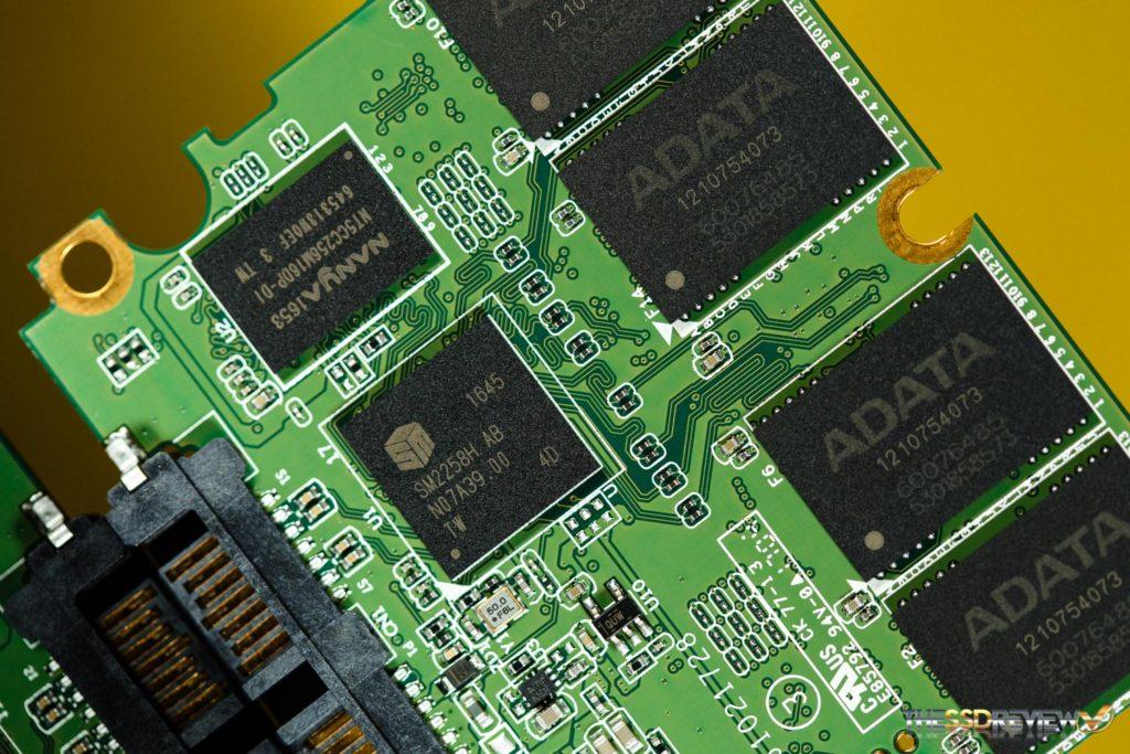 ADATA Ultimate SU900 Components