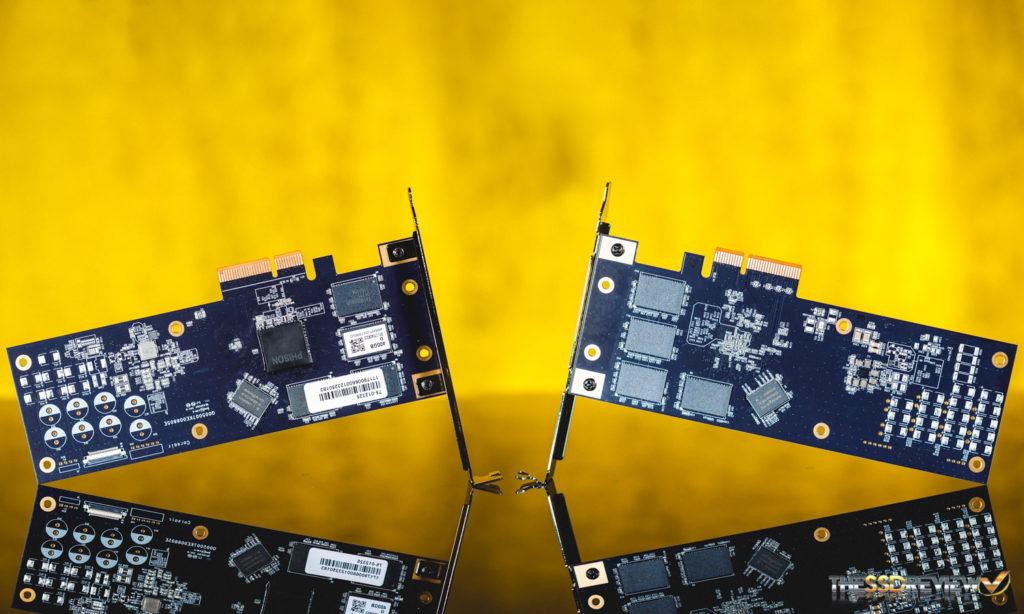 Corsair NX500 PCB
