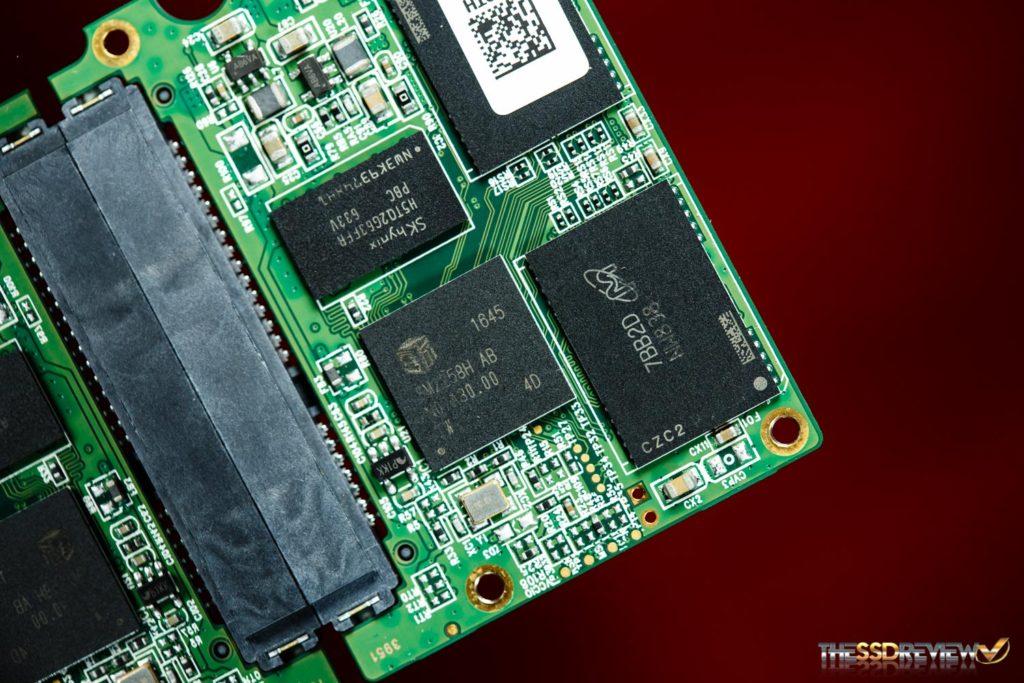 Biostar G330 SSD 256GB COMPONENTS