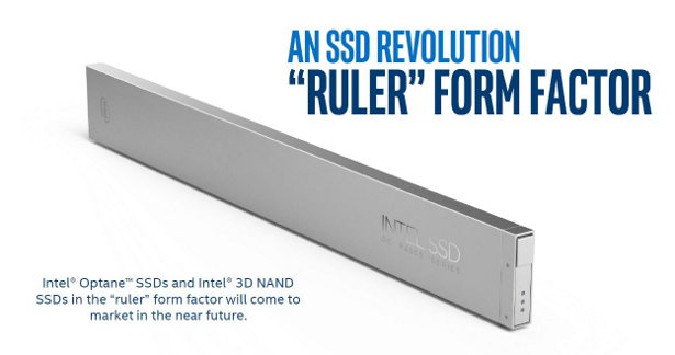 Intel ruler form factor