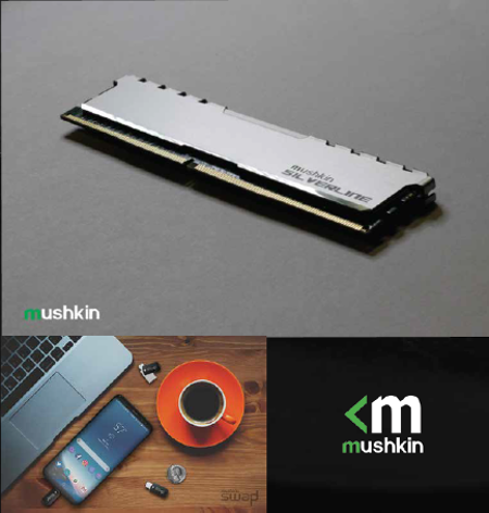 Mushkin Announces Significantly Expanded Product Lineup