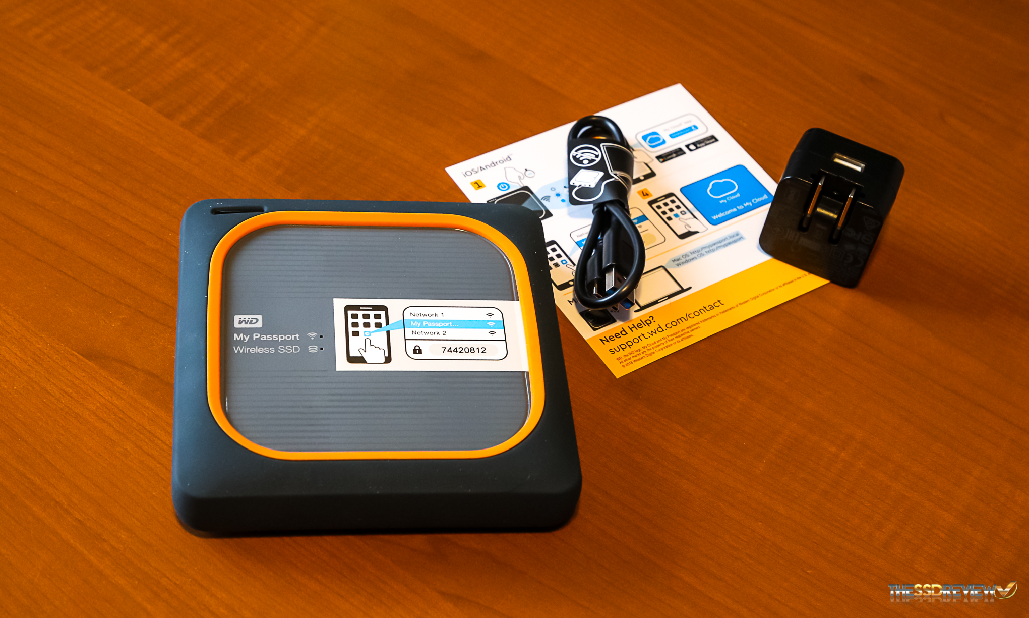 Western Digital My Passport Wireless SSD Review (2TB) | The