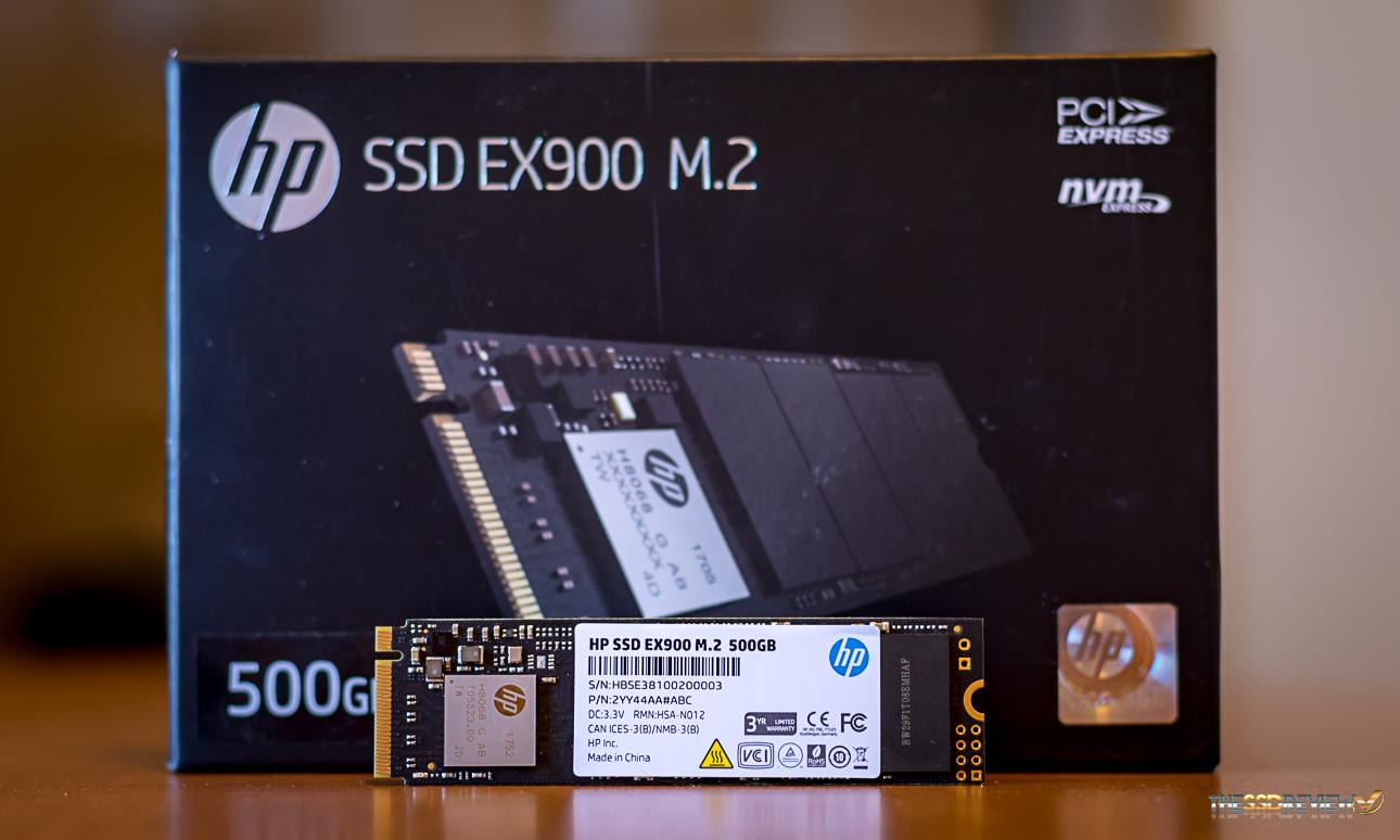 SSD EX900 1TB M.2 NVMe.