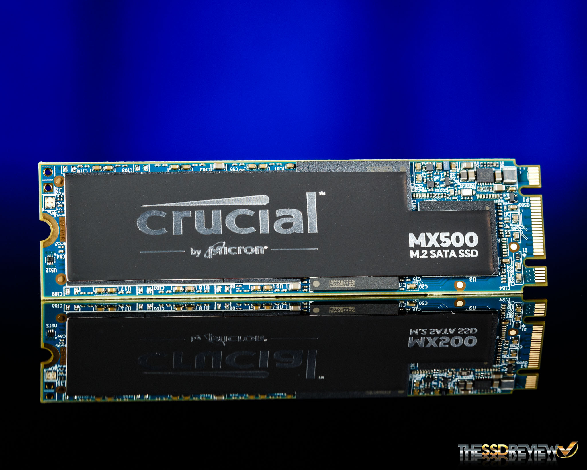 Crucial MX500 M 2 SATA SSD Review (500GB) | Page 5 | The SSD Review
