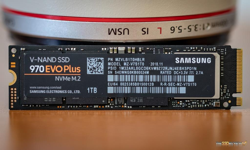 Samsung 970 Evo Plus Nvme Ssd Review 250gb 1tb Knockout Performance At A Value Price