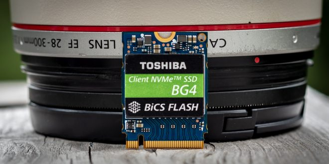Toshiba BG4 1TB NVMe SSD Review – What the Future Holds | The SSD Review