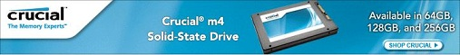 Crucial SSD 512GB m4 2.5-inch Solid State Drive