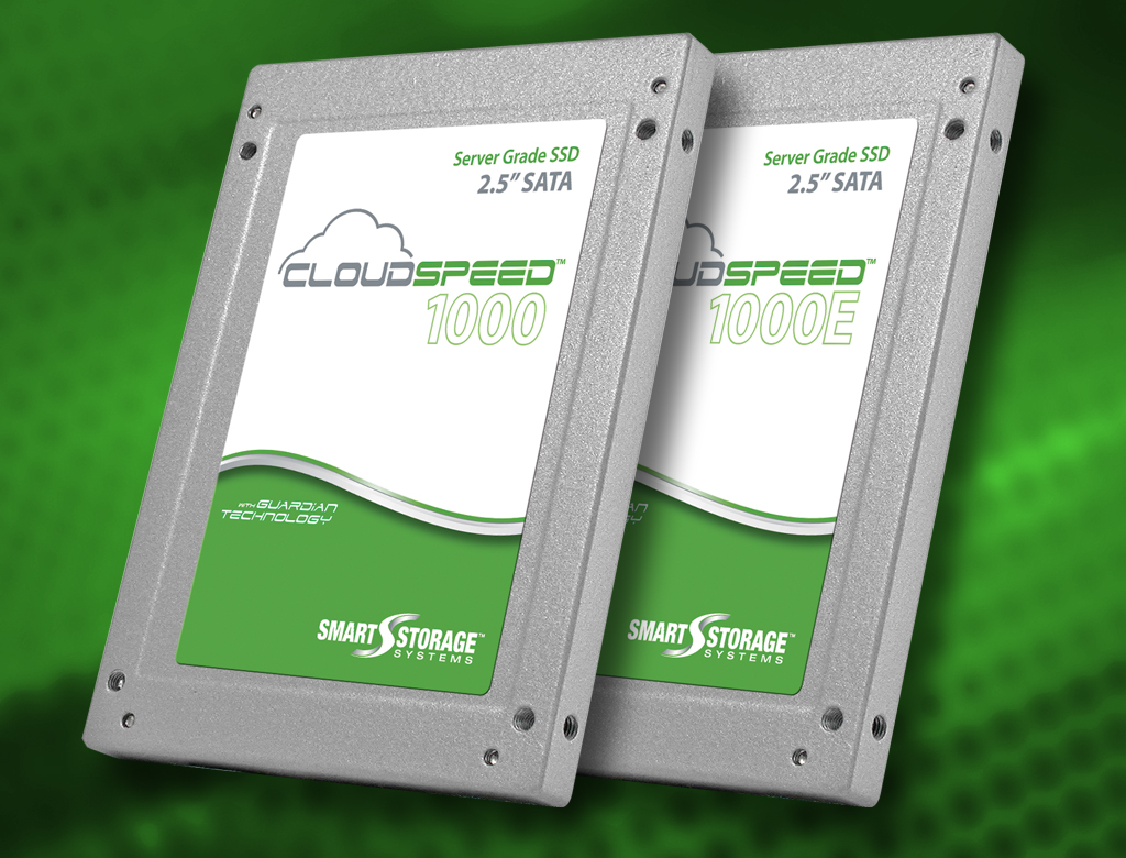 SMART Storage Systems_CloudSpeed 1000 and 1000E