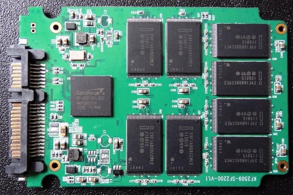 F3 New PCB Front