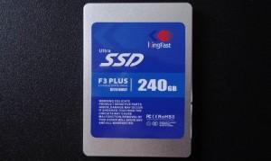 Kingfast F3 Plus SSD Front
