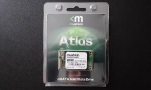 Mushkin Atlas 480GB SSD Exterior Front