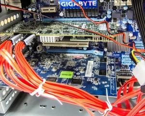 Server Inside - LSI MegaRAID