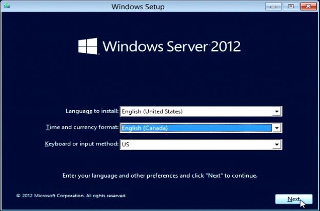 Windows Server 2012 Configuration (1)