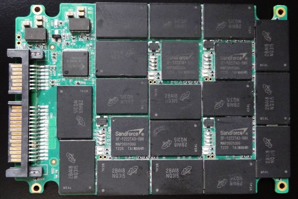 Solidata K8-1920E SSD PCB Front