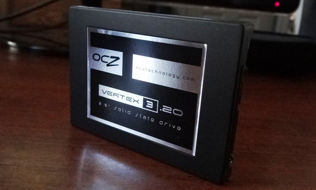 OCZ Vertex 3.20 SSD Closer