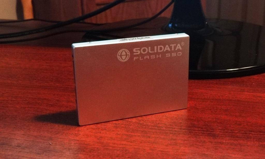 Solidata On Desk