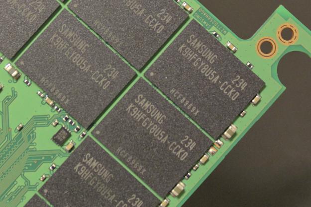 Samsung SM843 - Top NAND