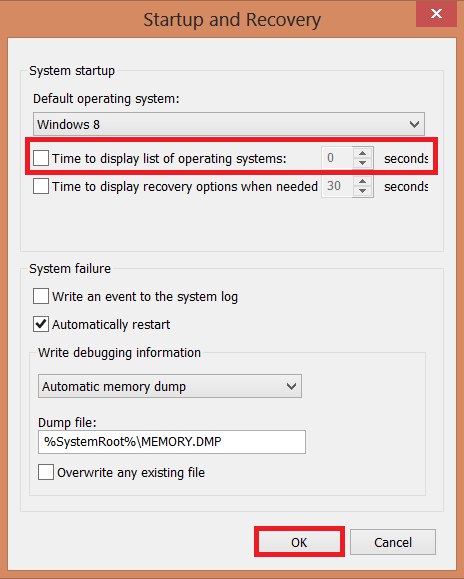 Windows 8 SSD Optimization Guide Time To Lists Operating Systems
