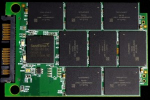 Mushkin Go 240GB SSD PCB Front