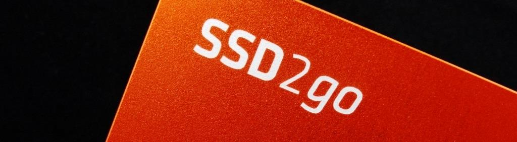 SSD2Go Band