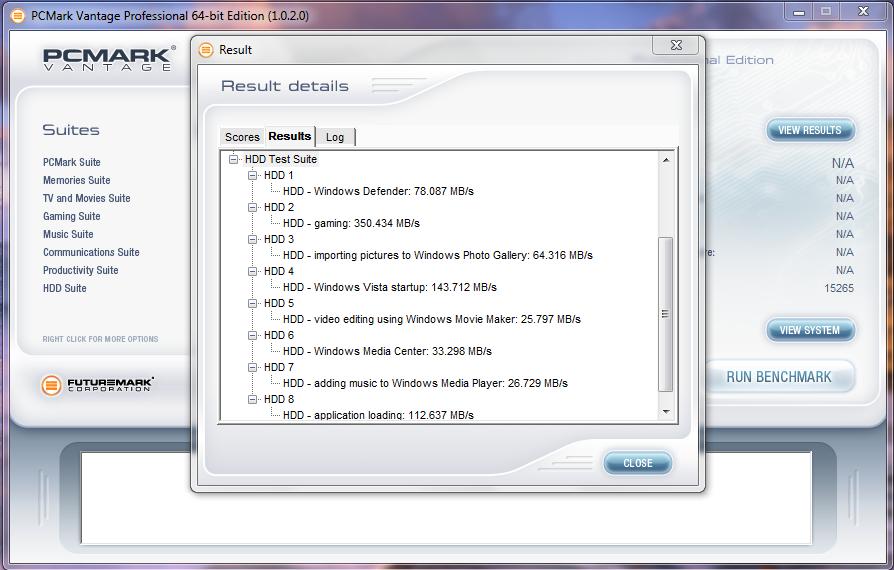 Samsung PCIe Vantage