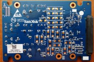 SanDisk Extreme II PCB Back
