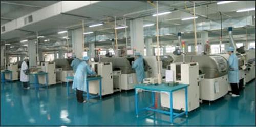 SuperTalent factory