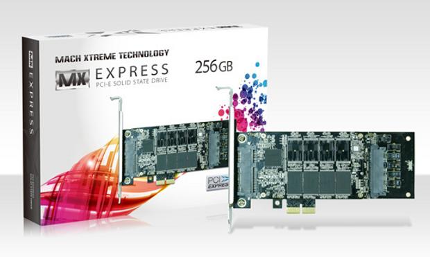MachExtreme PCIe SSD 3