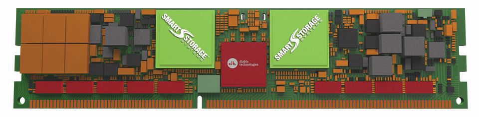 SMART Storage Systems Diablod Technologies MCS ULLtraDIMM