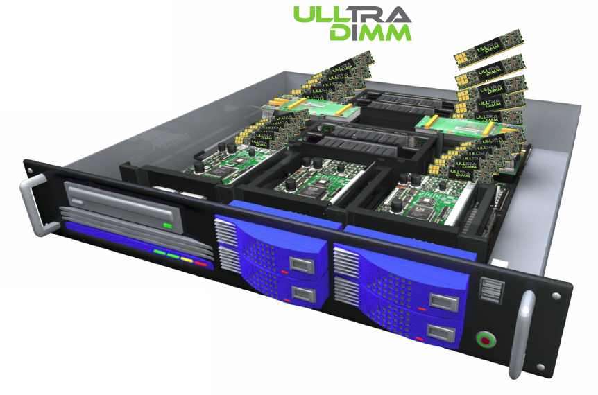 SMART Storage Systems Diablo Technologies MCS ULLtraDIMM
