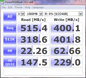 Force LS 240GB CDM Random