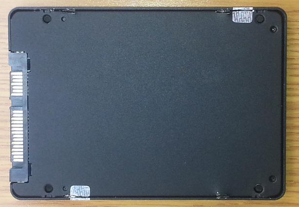 Force LS 240GB case bottom