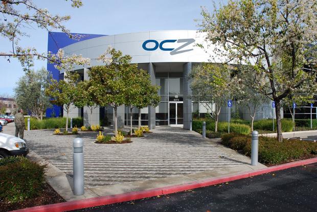 OCZ Building