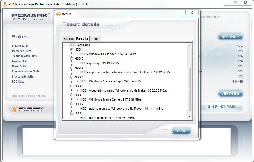 OPT Samsung XP941 M2 512GB Vantage 140K