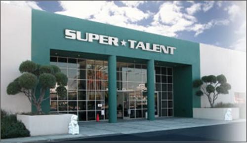 SuperTalent HQ building