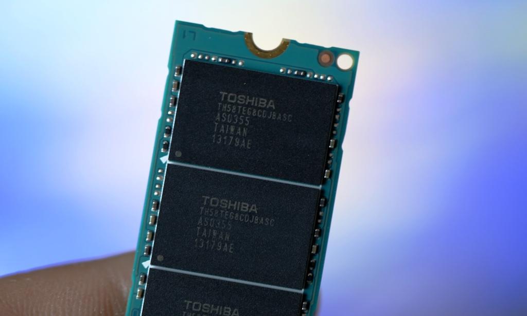 Vaio Toshiba Memory