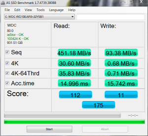 AS SSD caching on MBs