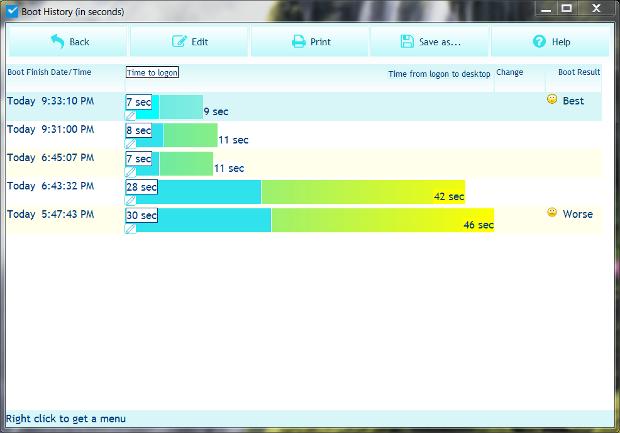 SuperCache 2 Bootracer screenshot