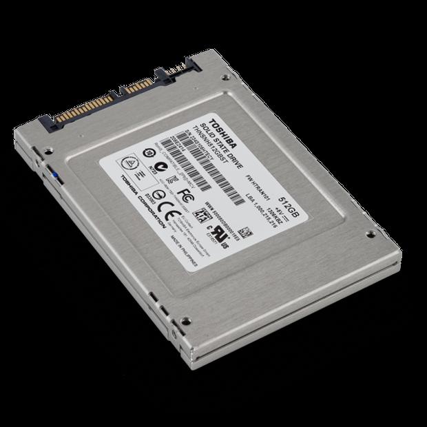 Toshiba Q-SSD 512GB